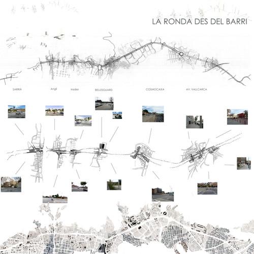 The street. La Ronda from the neighborhood (2010)