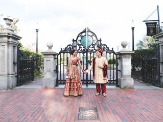 Swati + Greg // truly south asian