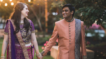 Kathlyn + Vinay // Fusion Wedding at the Seaport Hotel