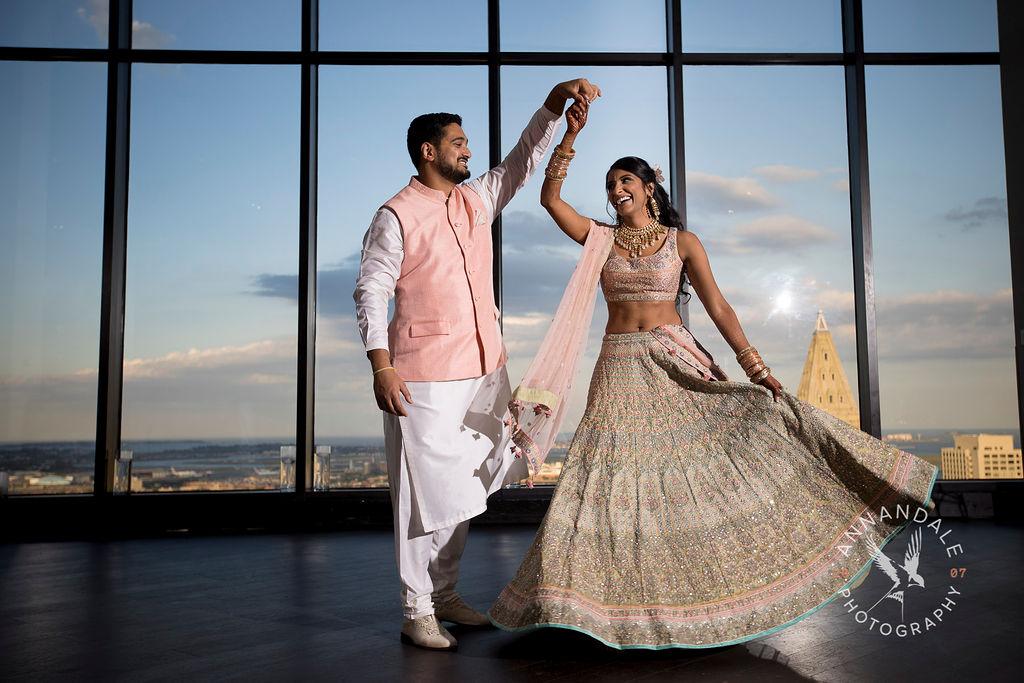 Priya + Varun