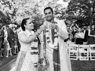 Jessica & Mark's Hindu/Christian Wedding