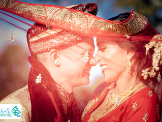 Renuka & Don's Fall Wedding