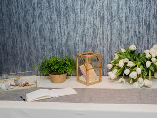 J&B - The State Room Wedding!