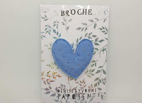 Broche Canelle Jeans 1