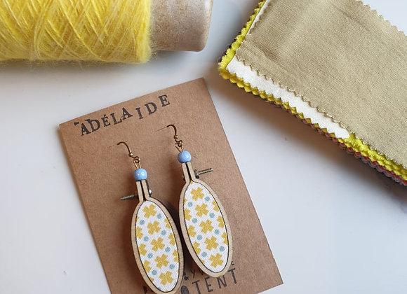 Boucles d'oreilles Adélaide