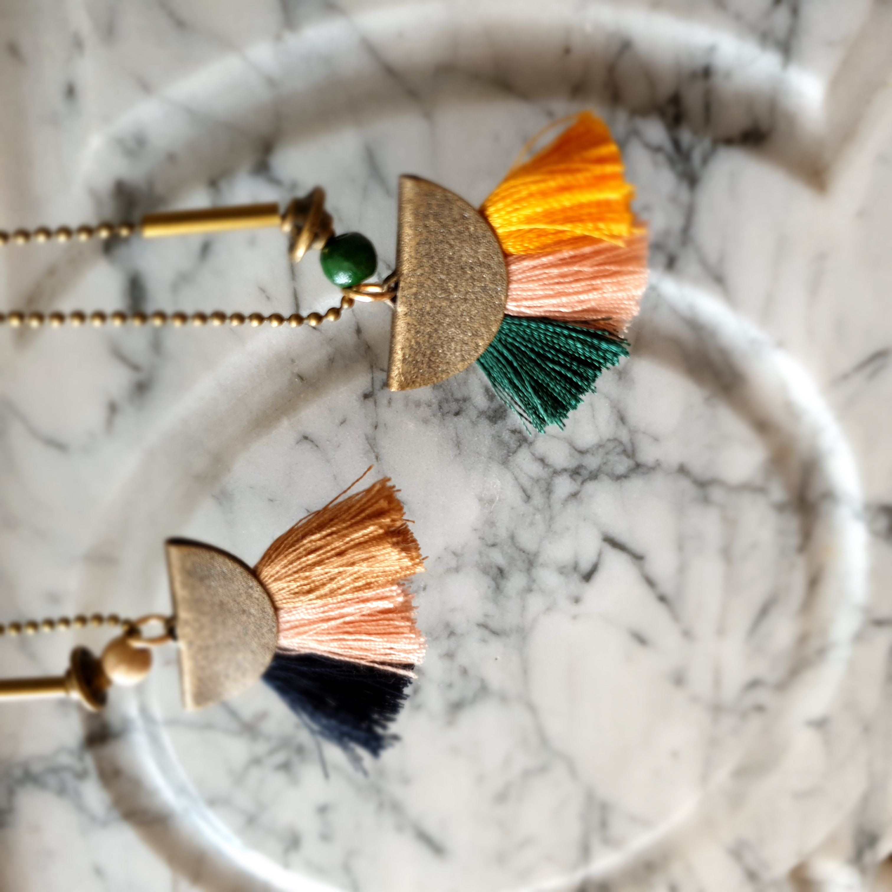 Collier Chicky - Denise et Yvonne Papote