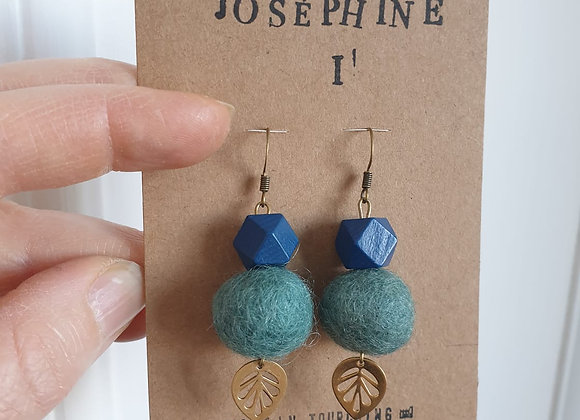 Boucles d'oreilles Joséphine I