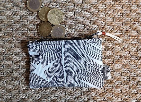 Porte monnaie Noun Graphik