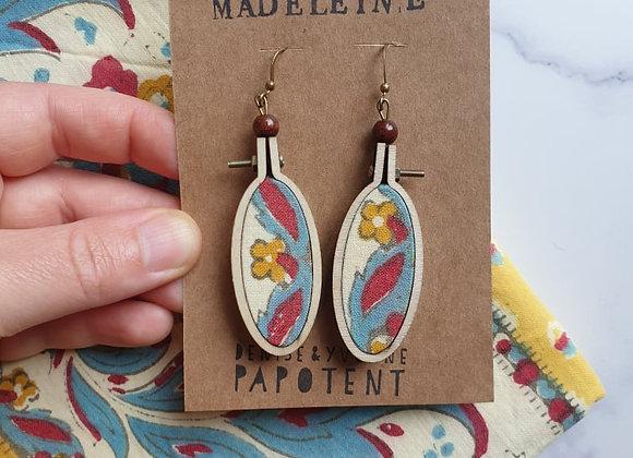 Boucles d'oreilles Madeleine