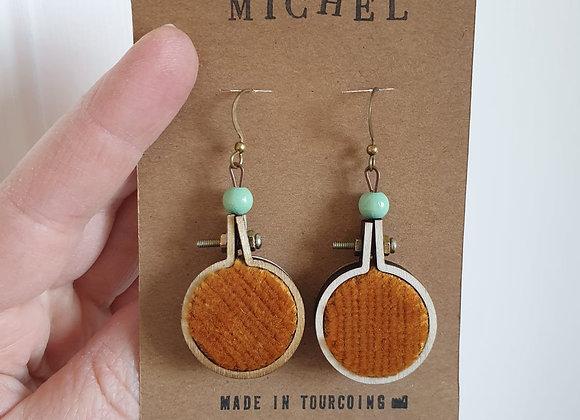 Boucles d'oreilles Michel