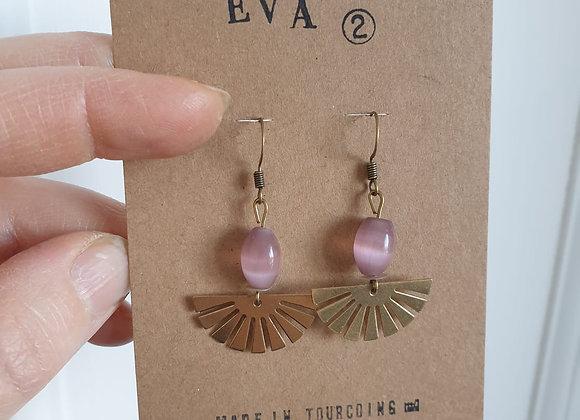 Boucles d'oreilles Eva 20