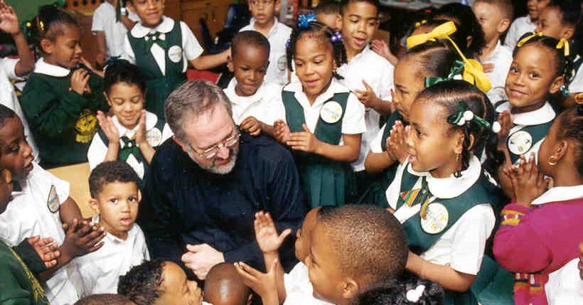 Fr. Michael Jacques, SSE