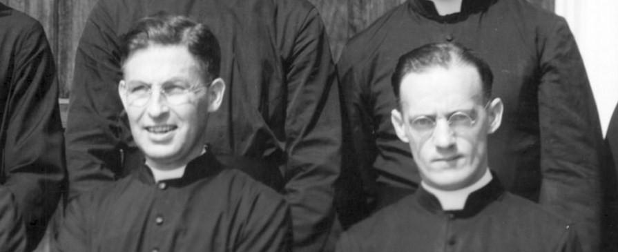 Fr. Casey & Fr. Paro