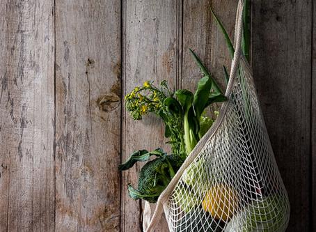 Minimal waste blog: Try a minimal waste grocery trip
