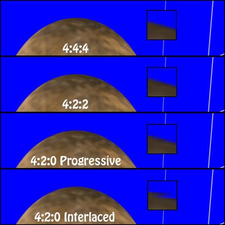 4:2:2 10bit 内部記録の「4:2:2」について。