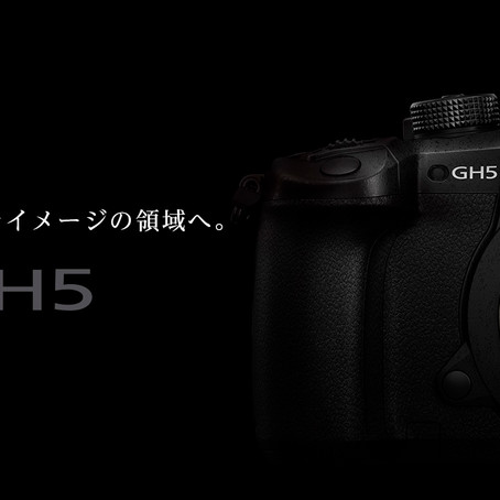 GH5発売 ~ Knockin' on ProUse door ~