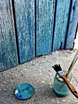 Blue Door Italy