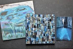 Jude Nelson Freeman Mosaics