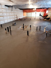 SC 57's - Concrete Floor