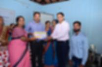 Distribution of Hygiene Kit wockhardt foundation NGO