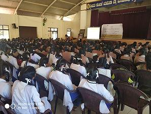 Seminar on Menstrual Hygiene and ARSH wockhardt foundation NGO