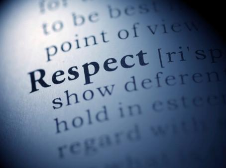 RESPECT THEIR ABILITY