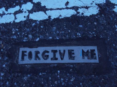 FORGIVE ME I AM IMPERFECT