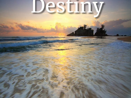 DESTINY IS A SECRET OF GOD, DON'T BURDEN YOURSELF WITH IT