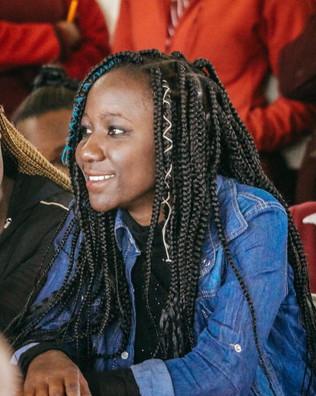 Congratulations Modester Ngema