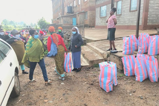 Feeding Families in Kibagare | Thank You