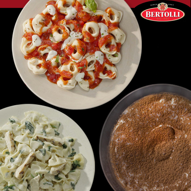 Bertolli Brand Refresh