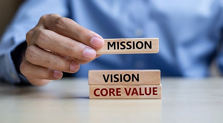 mission vision core values - TFS - websi