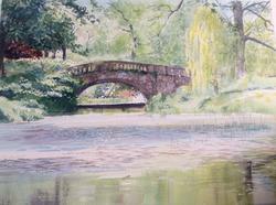 Eleanor's Bridge, Minterne, Dorset
