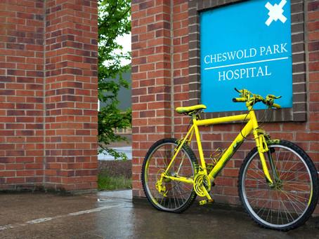 Tour De Yorkshire Inspires Cheswold Park Hospital