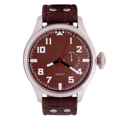 Brown Watch