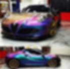 Rem Motorsports Wheels and Tires Alfa Romeo