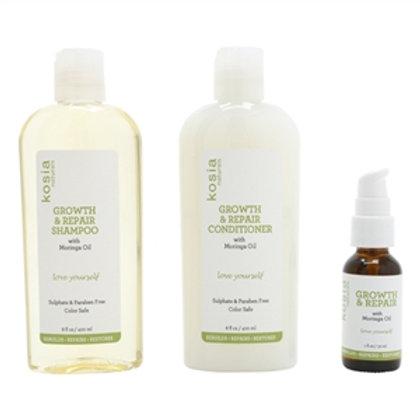 Hair Growth & Repair System