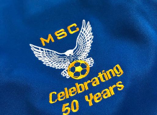 Moorebank Sports Soccer Club celebrate 50 years history.