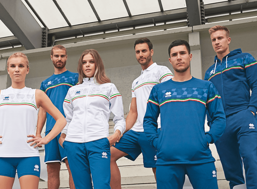 CLOTHING SPORT WITH PASSION