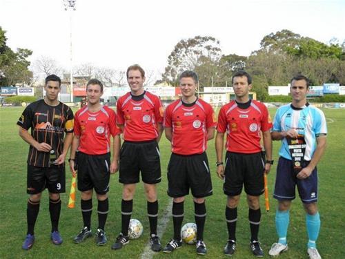 Pre Match