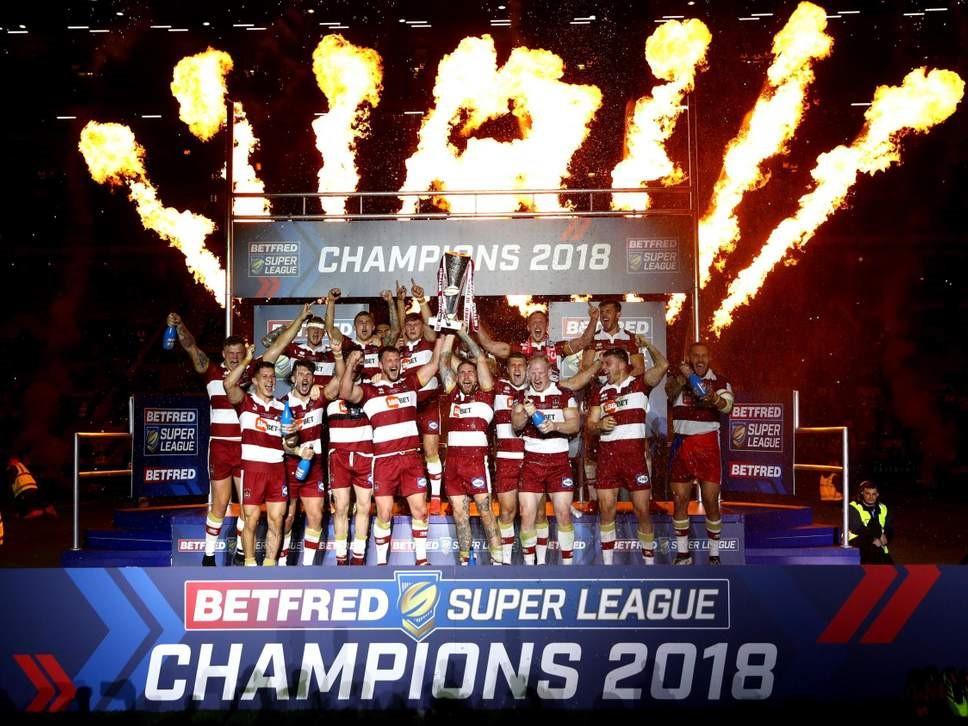 Wigan Champions