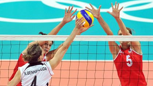 WOMEN'S Volleyball: ERREA are the New National Sponsor of Algeria