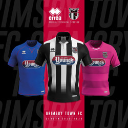 Grimsby Town 2020