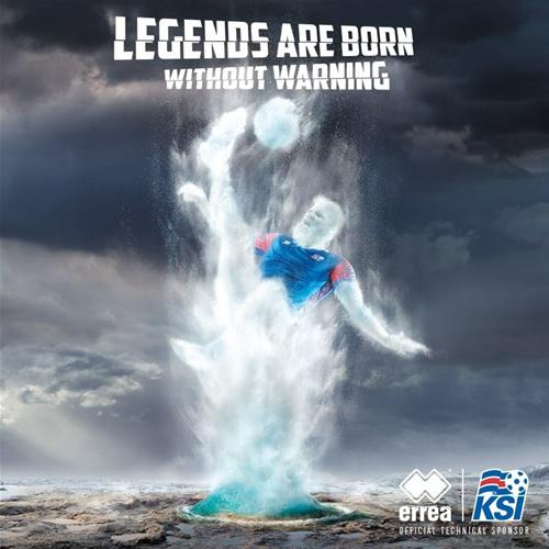 Legends are Born without Warning