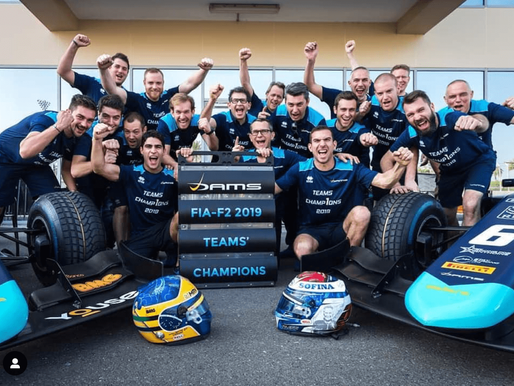 MAJOR VICTORIES FOR ERREÀ TEAMS IN F2!