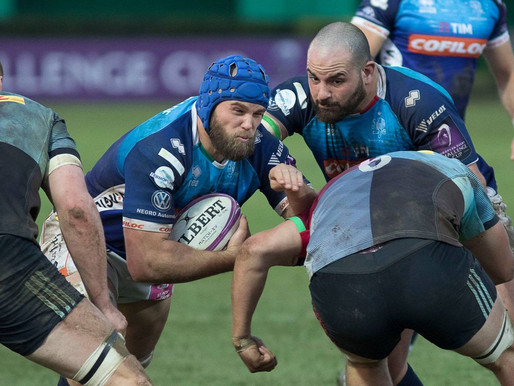 Benetton Rugby score a great victory against Harlequins