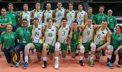 Aus Volleyball