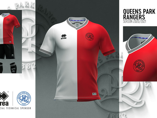 VINTAGE AND ICONIC: THIRD QUEENS PARK RANGERS KIT 2020-2021