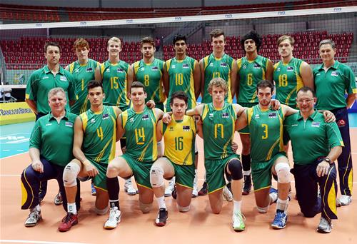 AUS Men Volleyball