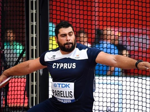 Parellis leading Cyprus's Olympic ambition•